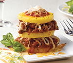 Beef and Polenta Lasagna