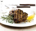 Dijon and Herb Crusted Lamb Chop