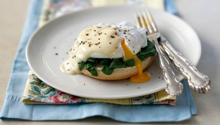 Eggs Florentine by Sophie Dahl