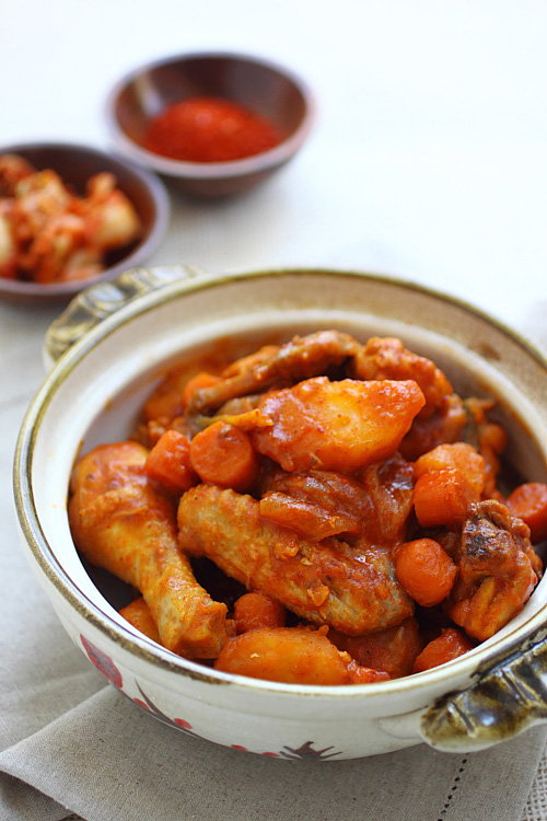 Mostly Food and Travel Journal - Recipe - Korean Spicy ...
