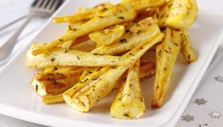 Parsnips with Cumin
