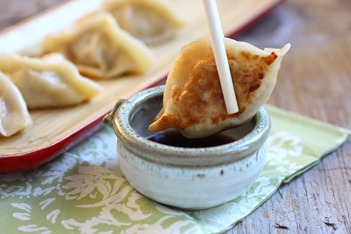 ... Journal - Recipe - Pan Fried Dumplings, Pork, Shrimp and Cabbage