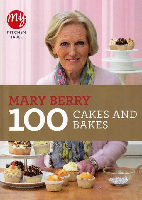 cookbook review 100 Cakes and Bakes Mary Berry