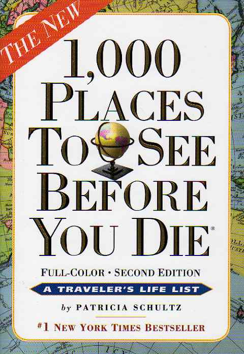 1000 Places to See Before You Die by Patricia Schultz – review