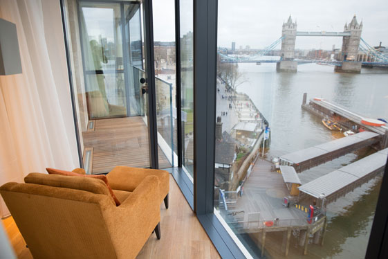 Cheval Three Quays, Tower Hill – hotel review