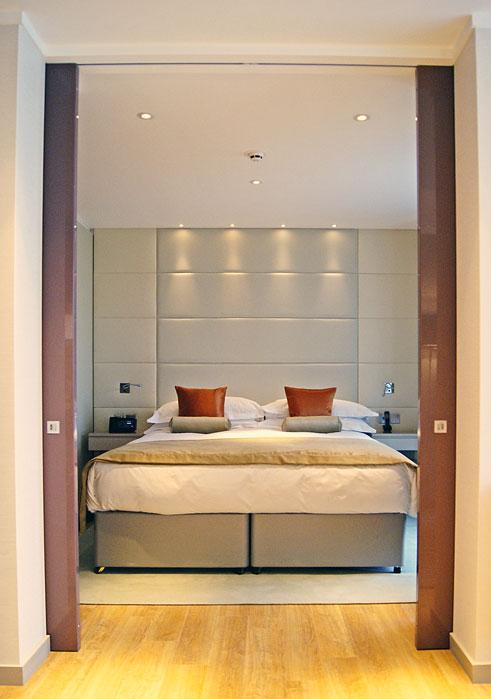 Three Quays bed