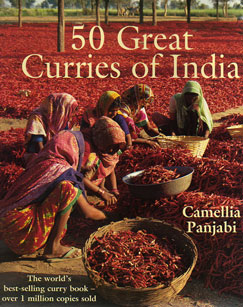 50 Great Curries of India by Camellia Panjabi – review
