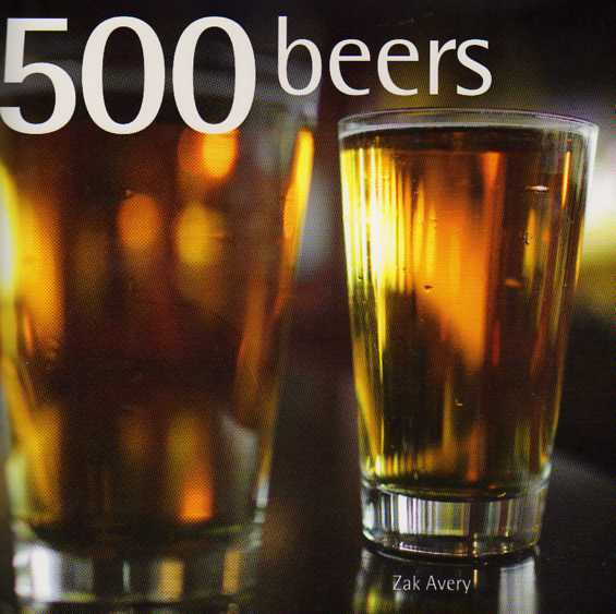 500 Beers by Zak Avery – review
