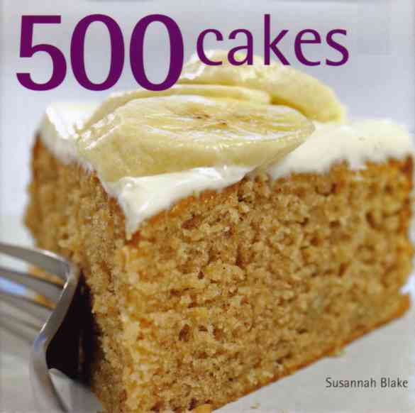 500 Cakes by Susannah Blake – review