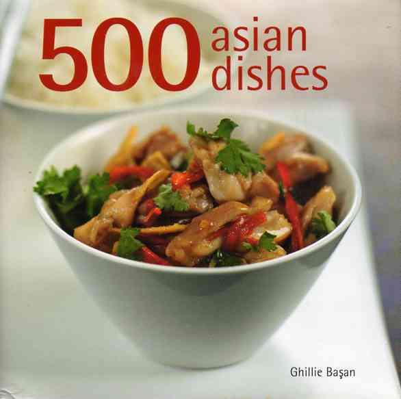 500 Asian Dishes by Ghillie Basan – review