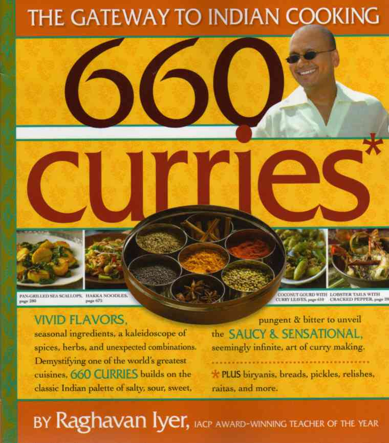 cookbook reviews 660 Curries - The Gateway to Indian Cooking