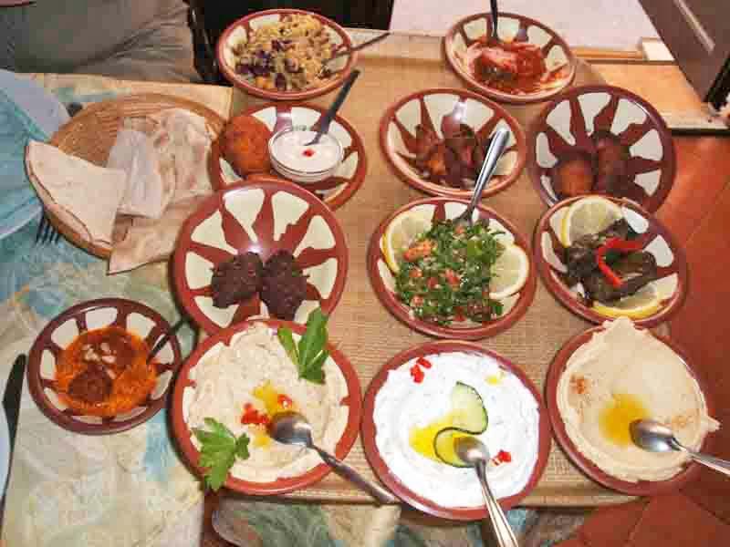 Le Lys du Liban – Aix en Provence – restaurant review