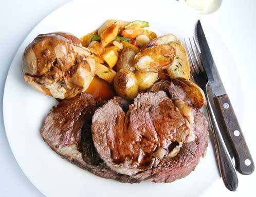 The Albannach roast