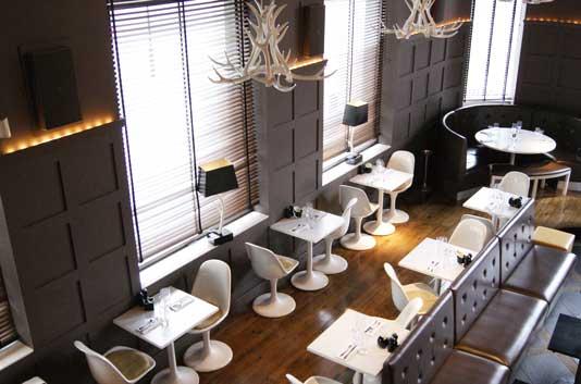 The Albannach chairs
