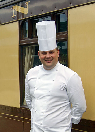 Andrew Wilson, Executive Chef at Ashdown Park Hotel – interview