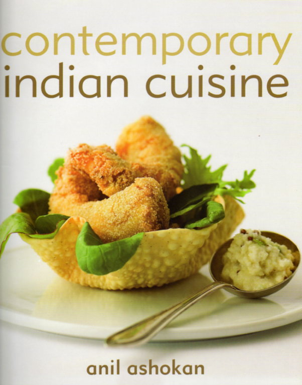 Contemporary Indian Cuisine by Anil Ashokan – review