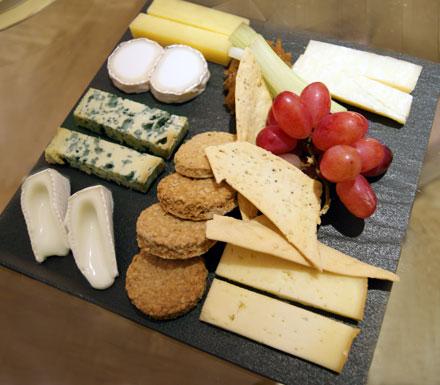 Athenaeum cheese