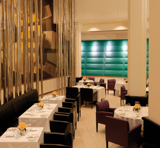 Moët Movies at Axis, One Aldwych – restaurant review