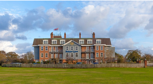 Balmer Lawn: New Forest Stay – hotel review