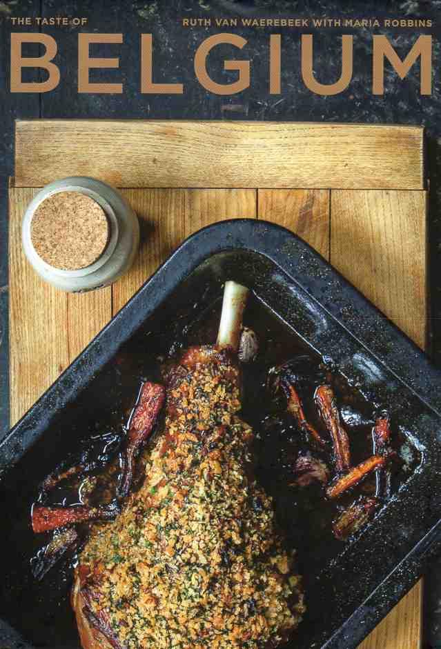 The Taste of Belgium by Ruth Van Waerebeek – review