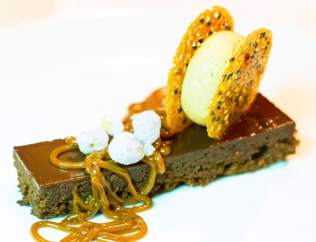Benares desseert