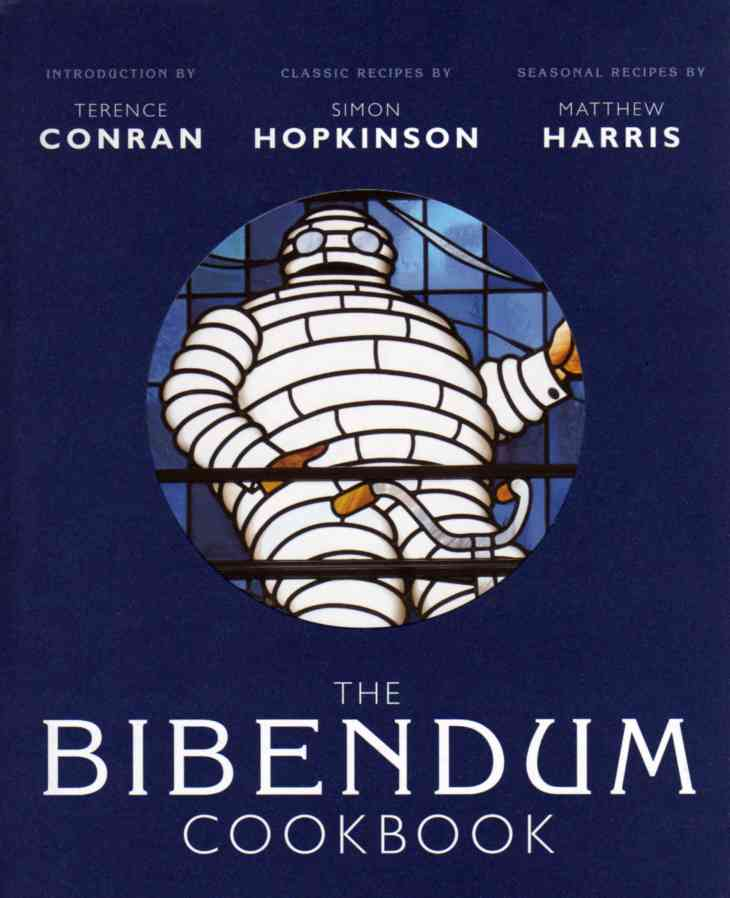 The Bibendum Cookbook by Terence Conran – review