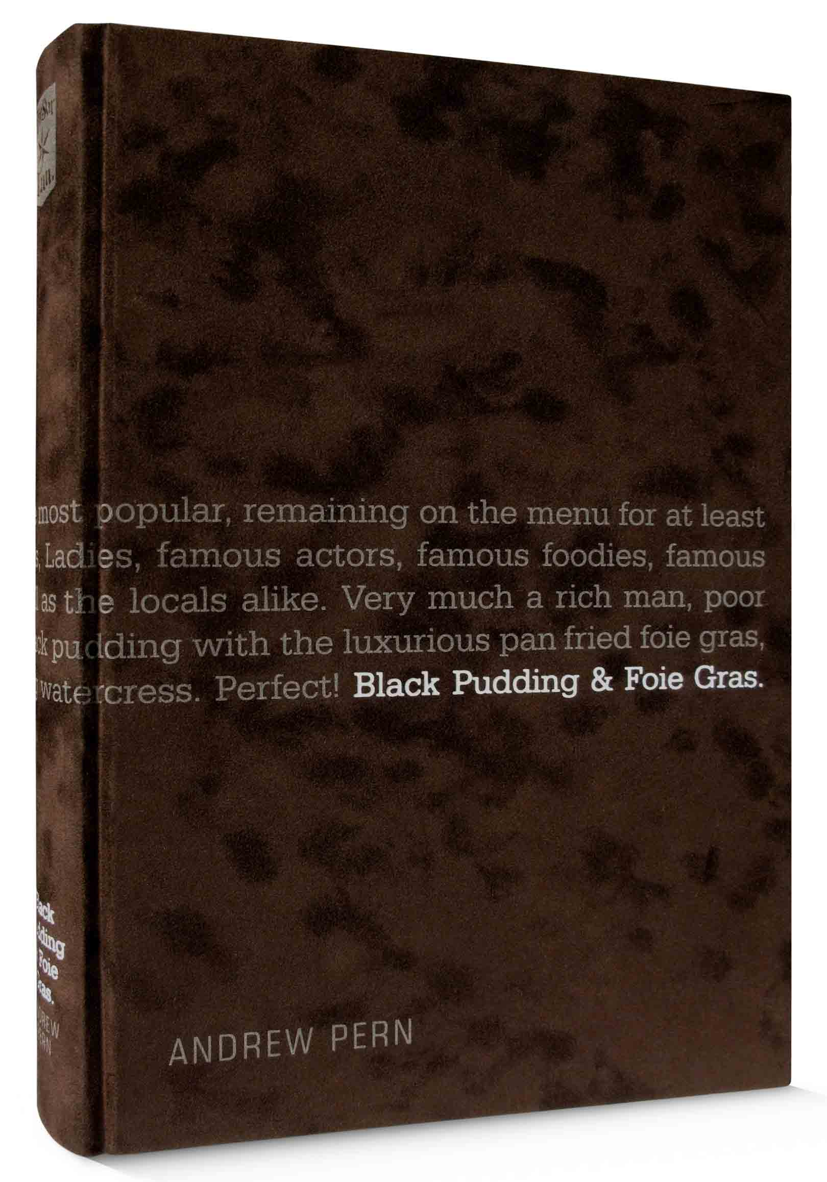 Black Pudding and Foie Gras by Andrew Pern – review