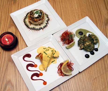 asian restaurant review Bombay Bistro 5