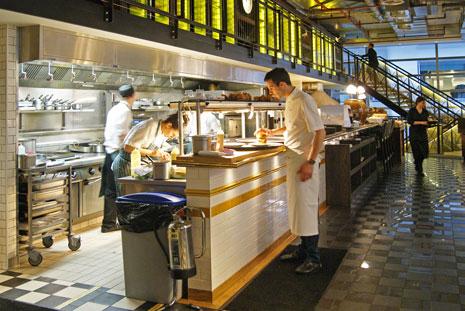 Bread Street Kitchen from Gordon Ramsay
