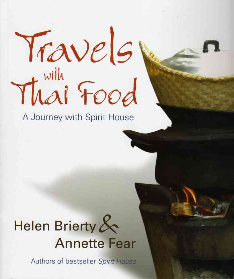 Asian cookbook review Travels with Thai Food