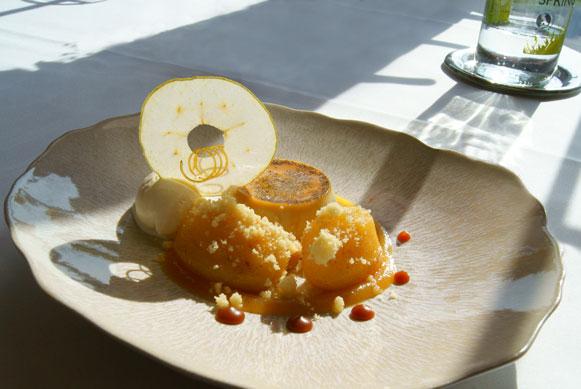 Brockencote Hall dessert