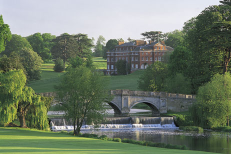 Auberge du Lac at Brocket Hall – hotel and restaurant review