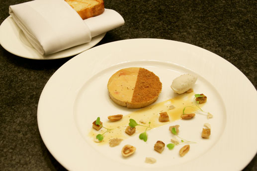 Auberge du Lac foie gras