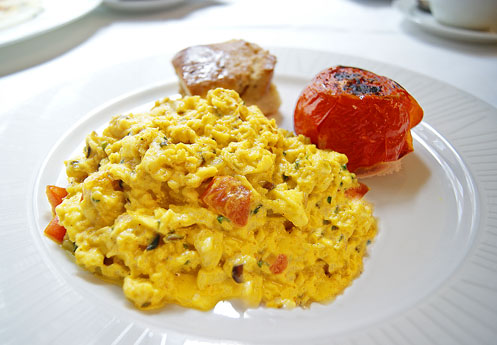Cinnamon Club bombay egg