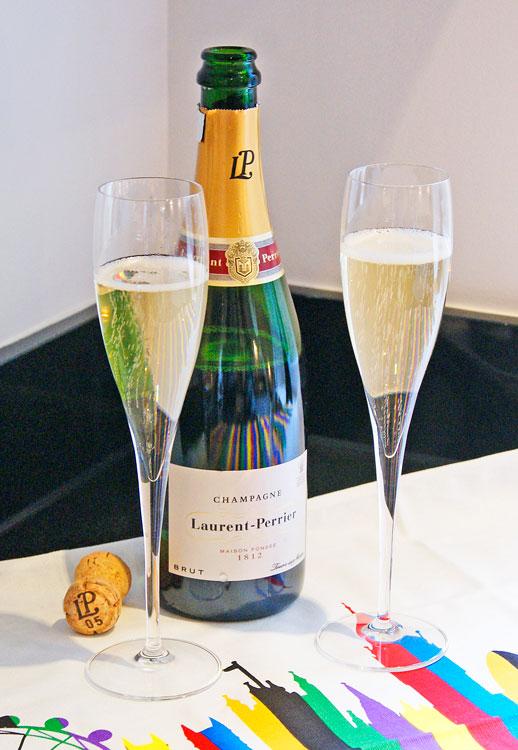 Harrington Court champagne