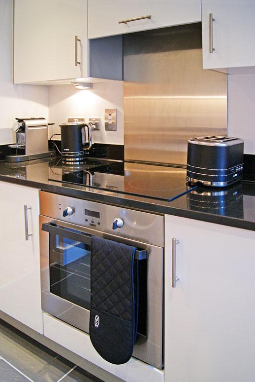 Harrington Court kitchen