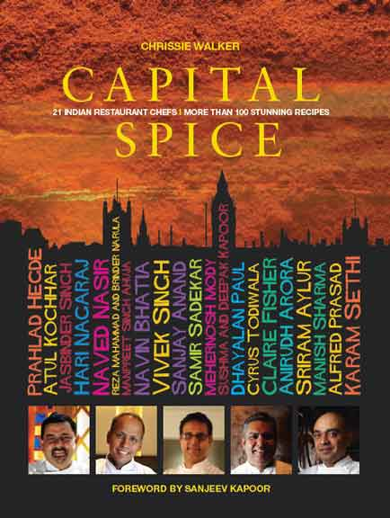 Capital Spice - chefs, restaurants and recipes