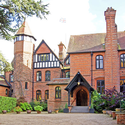Careys Manor Hotel in The New Forest – hotel review