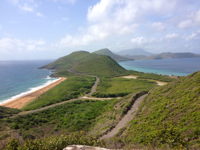 St Kitts island