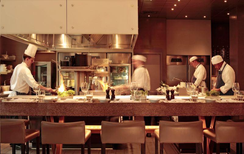 Restaurant Kitchen Table kitchen table london review | interior home design