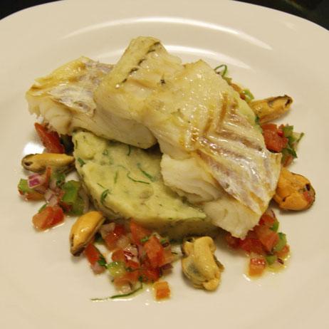 Pestana fish