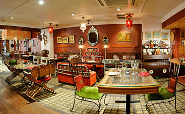 Chor Bizarre, Mayfair – restaurant review
