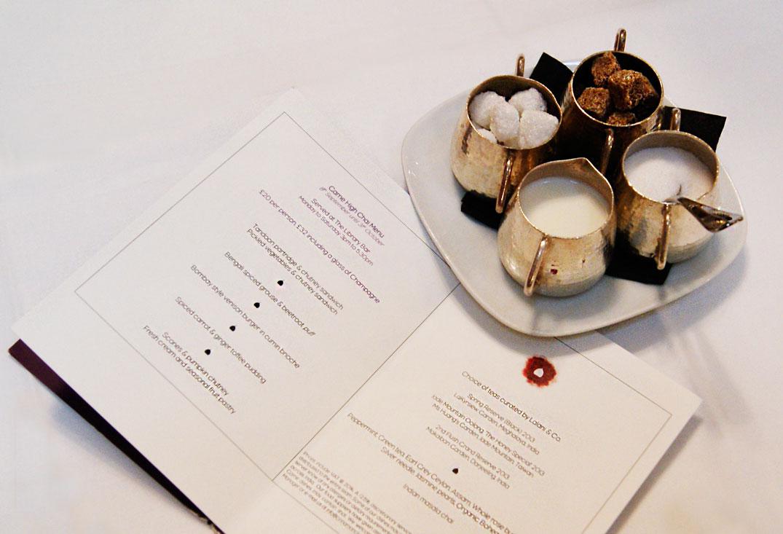 Cinnamon Club – Game High Chai – restaurant review