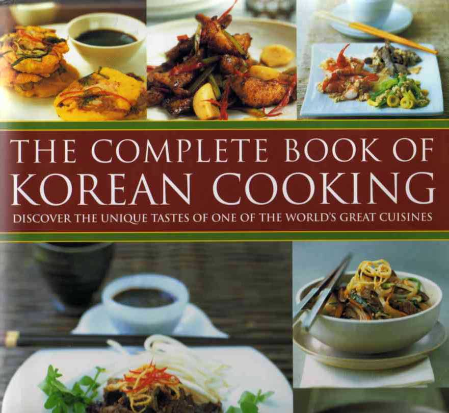 The Complete Book of Korean Cooking by Young Jin Song – review