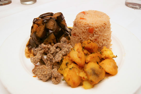 Café Spice Namasté curry Khaadras Club Night