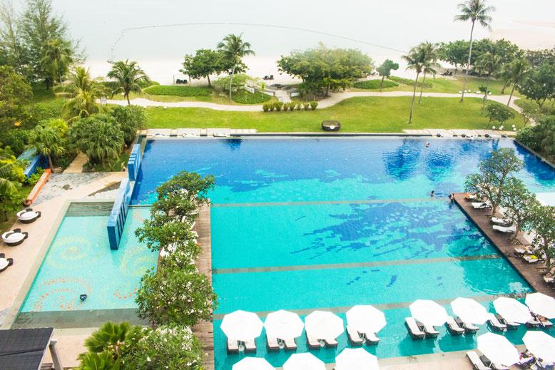 The Danna pool