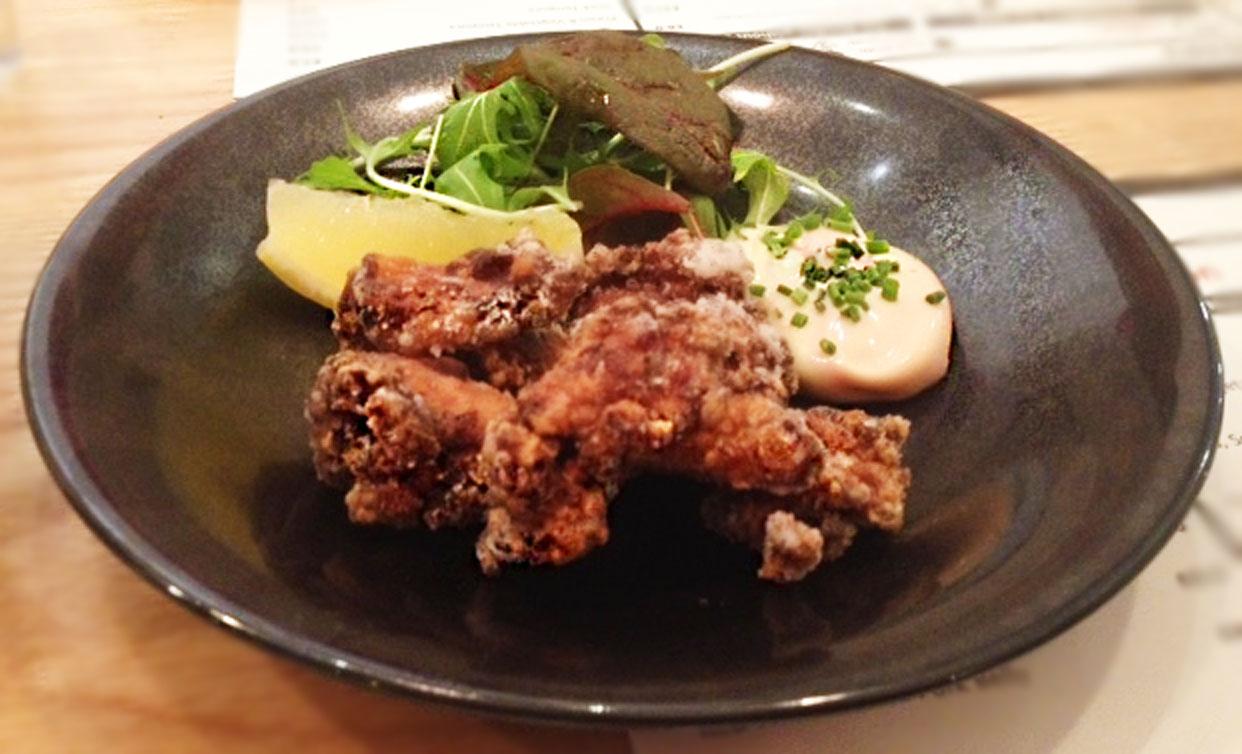 Den Udon chicken