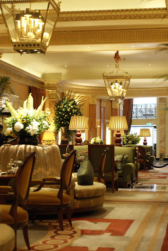 The Dorchester – for breakfast – restaurant review
