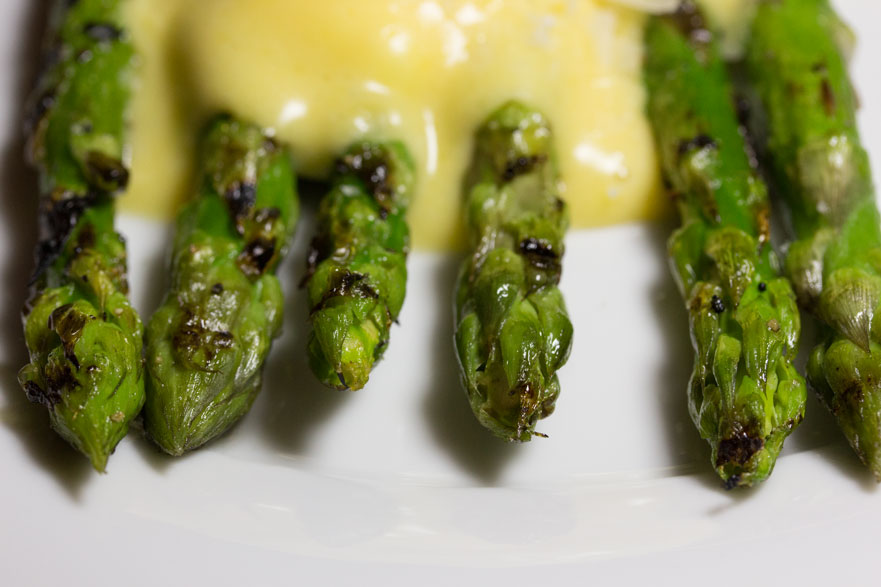 The Drift asparagus