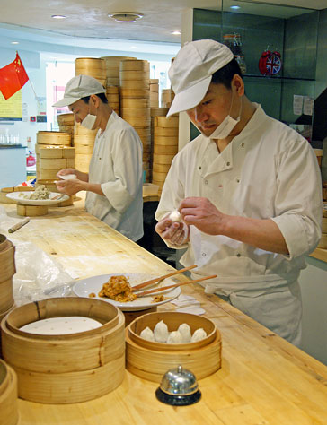 Dumplings Legend, Chinatown – restaurant review